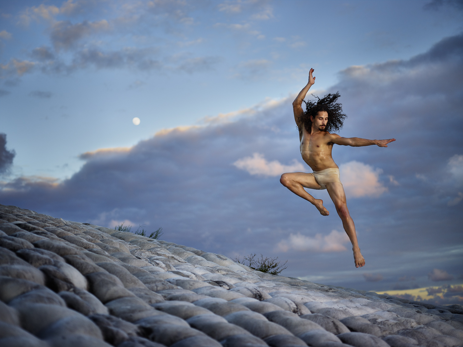 Miami Location Photography | Dancer Adam LeGuerre |  Jeffery Salter Photography