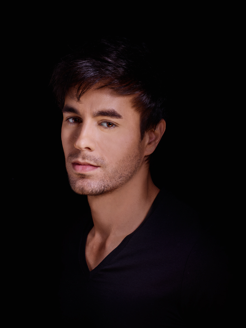 Enrique Iglesias |  Latin music star  | celebrity portrait photographer Jeffery Salter |