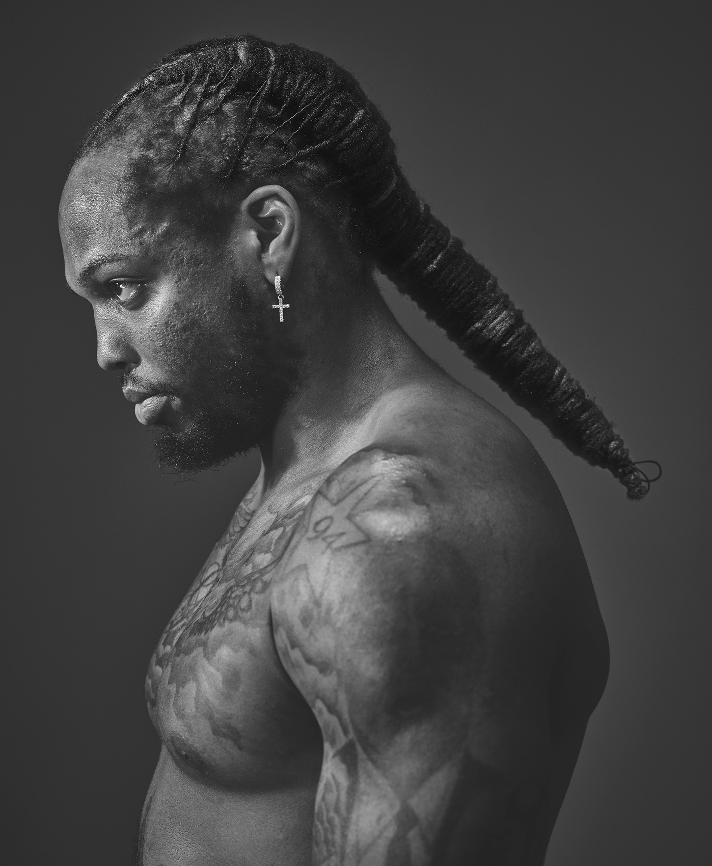 Derrick Henry | NFL Running back | Miami Advertising Photographer Jeffery Salter