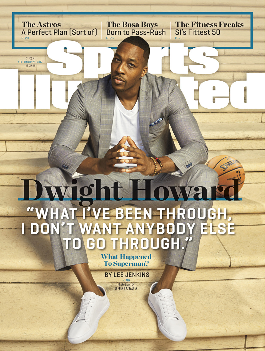 Dwight Howard |  NBA basketball star