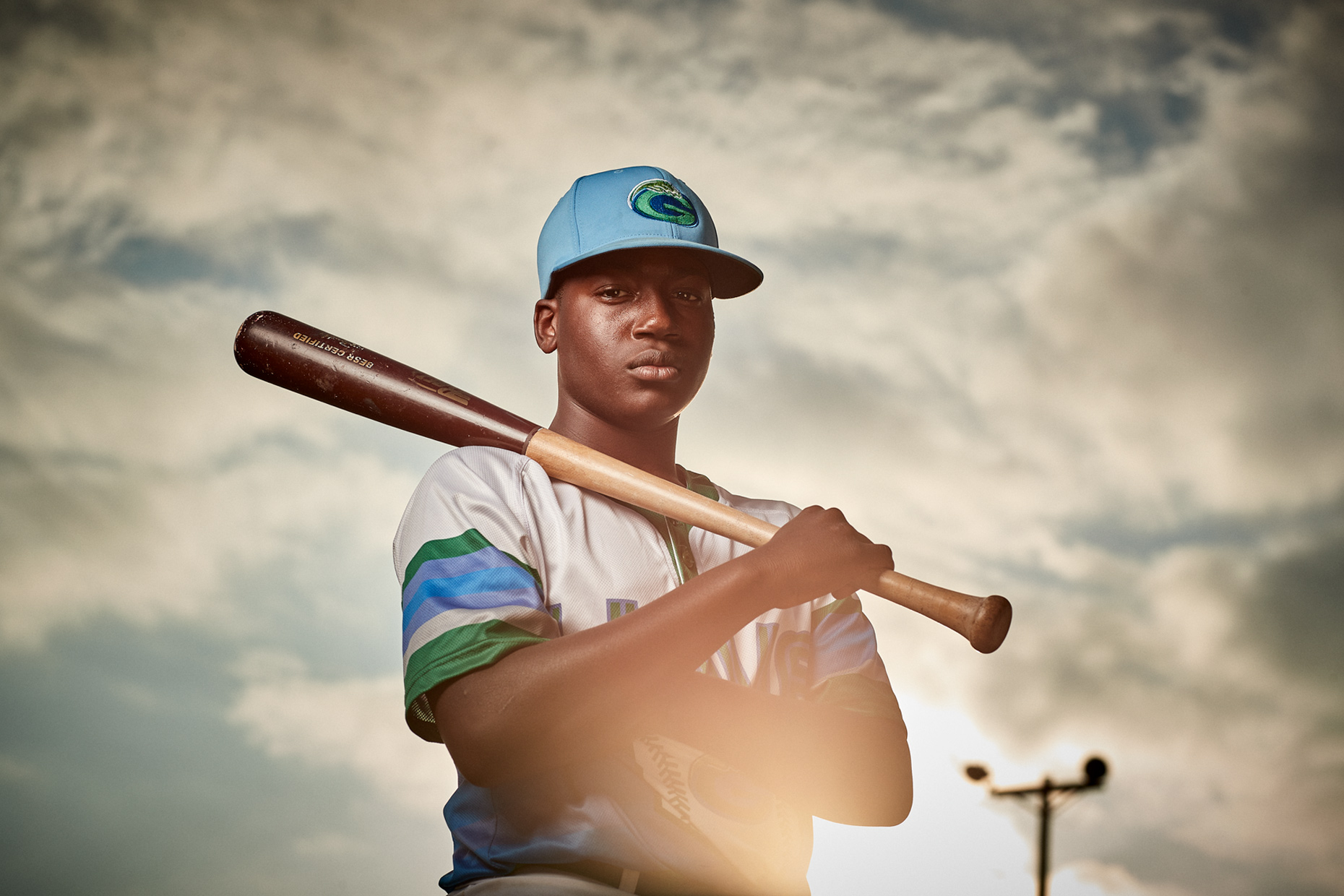Elija Barnes | Teenage baseball star