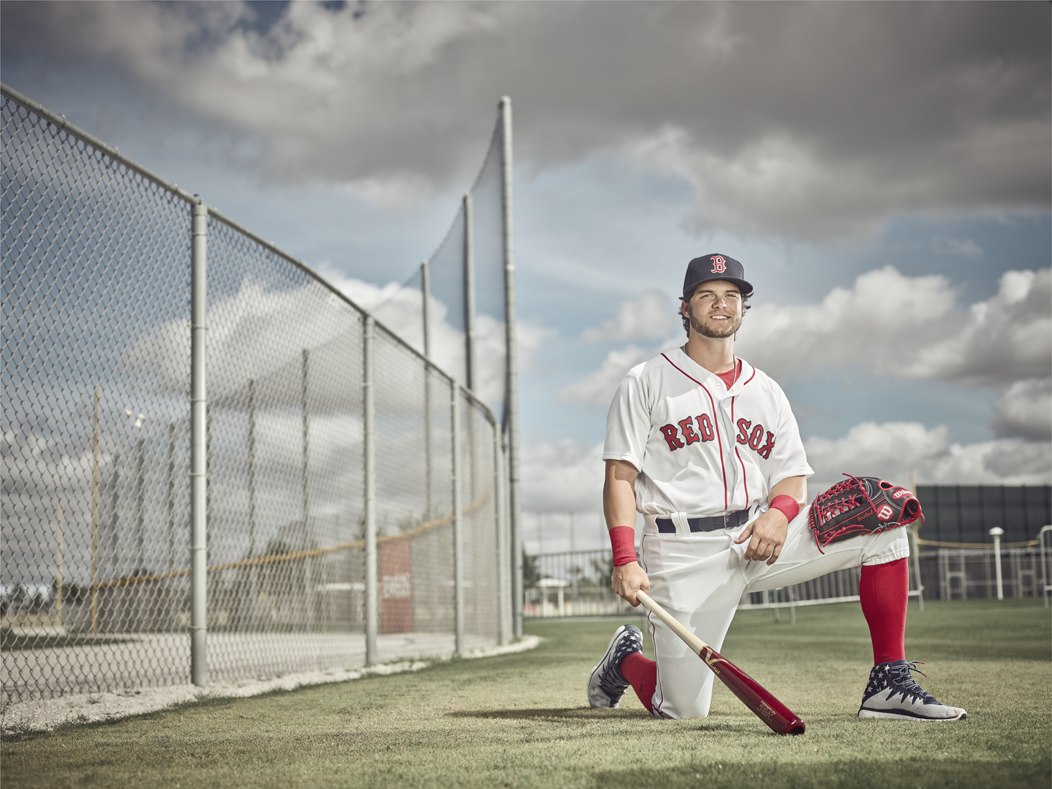 Andrew Benintendi  |  Boston Red Sox  Major League Baseball player |