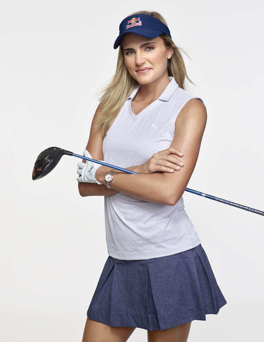 Lexi Thompson |  World class LPGA Golf Star