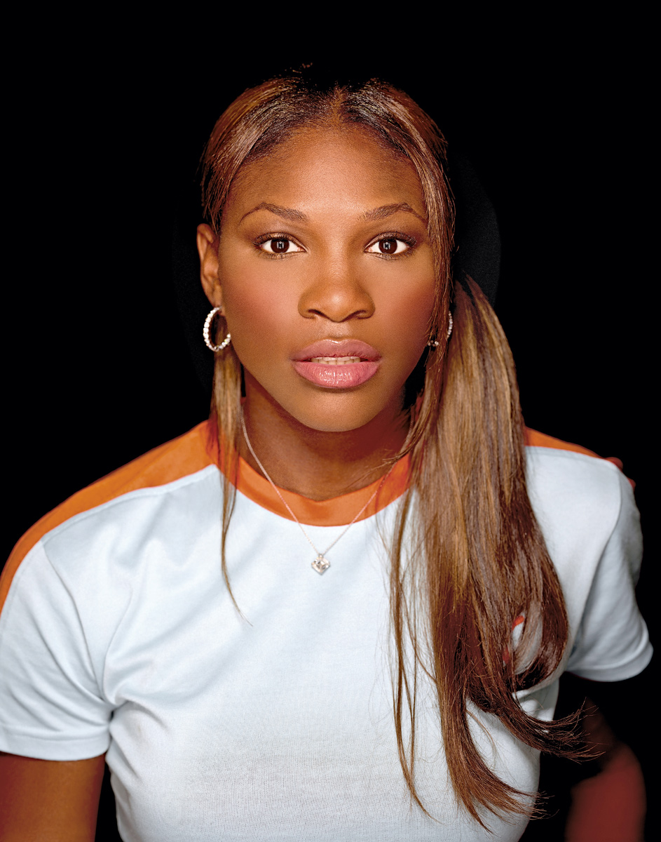 Serena Williams  |  Tennis Star  |  Miami photographer Jeffery Salter