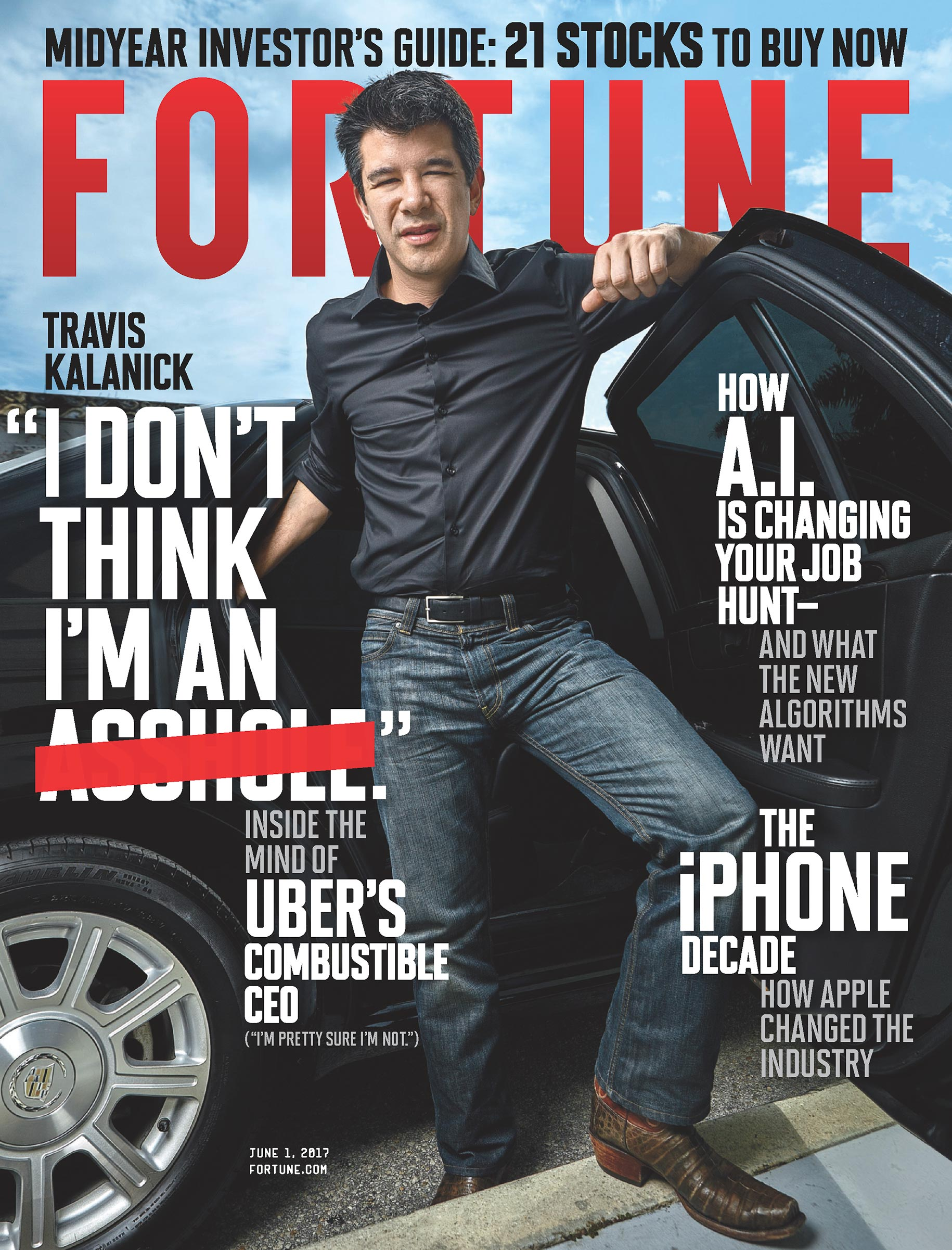 Travis Kalanick | CEO of Uber