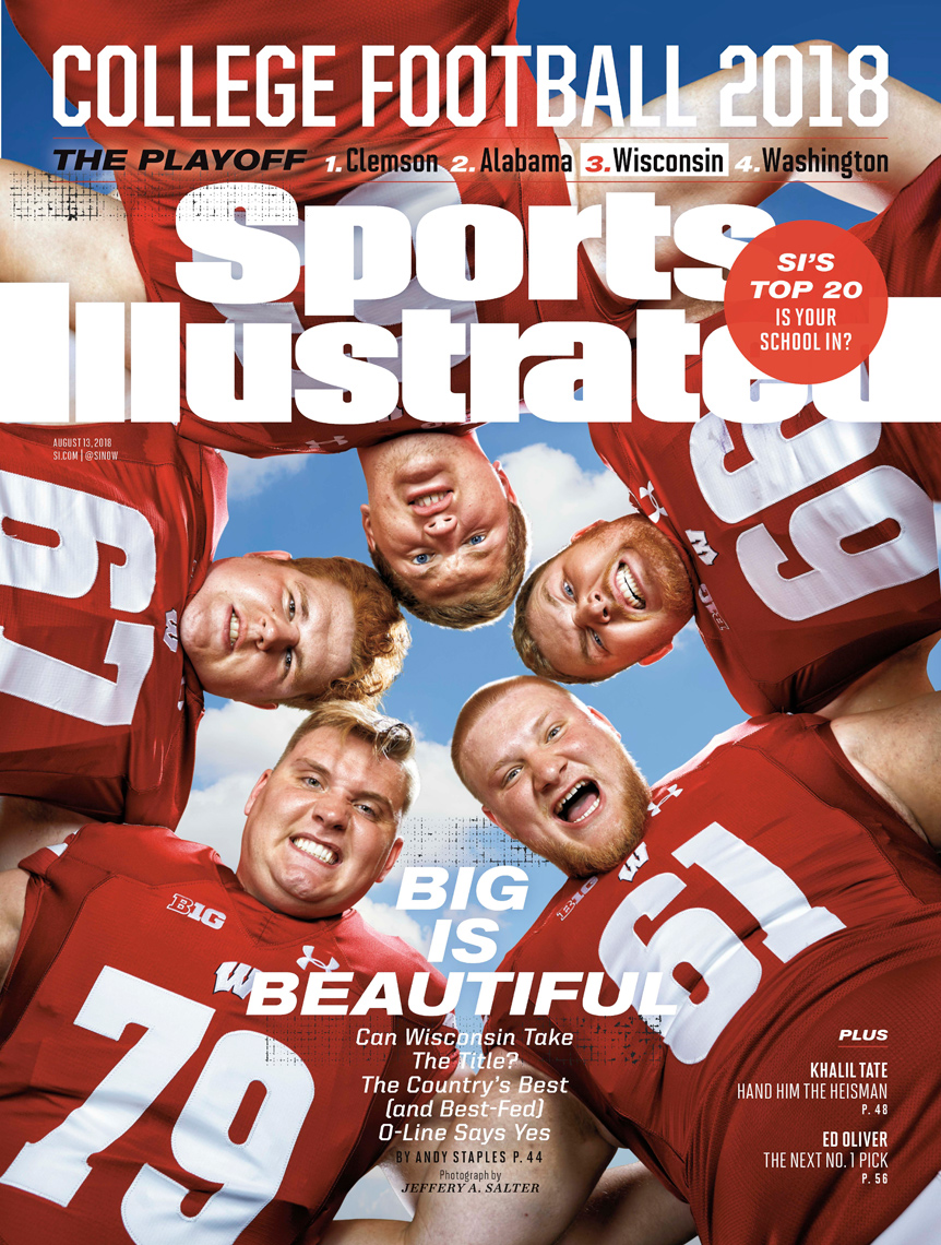 Wisconsin_Badgers_Sports_Illustrated_Cover