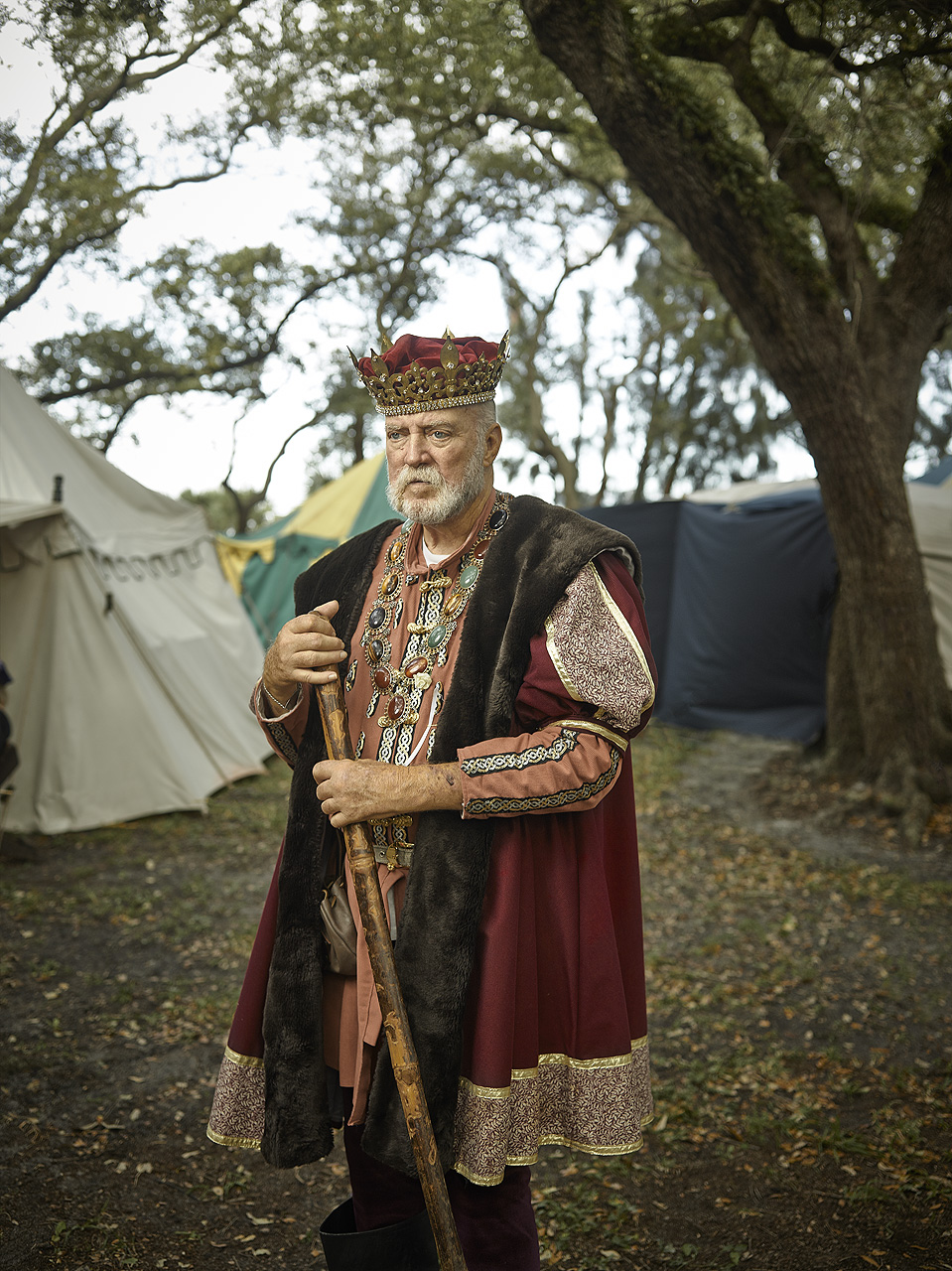 King Richard |  Florida Renaissance Festival |